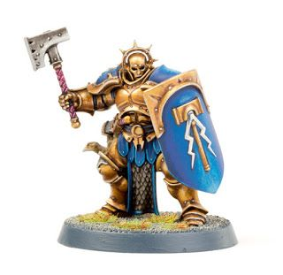 Tutorial: How to Paint Age of Sigmar Stormcast Eternals Liberator