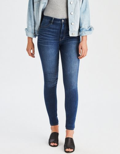 Distressing Jeans