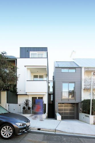 3 Townhouses in Balmain / Shed Architects + Terence Yong