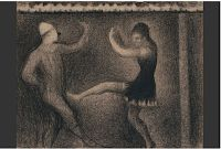 Georges Seurat. Died on this day in 1891