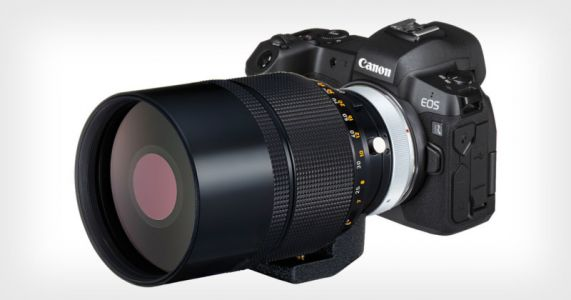 Canon Might Be Planning Super Cheap Super Telephoto Lenses