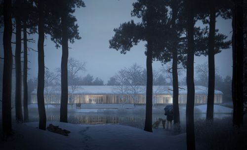 Young Architects Win First Prize for Museum of Forest Finn Culture in Norway