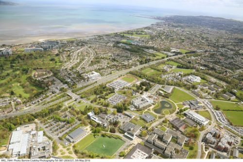 Future Campus - University College Dublin International Design Competition