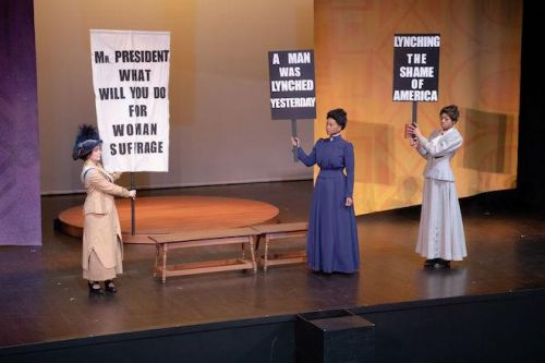 Grant Spotlight: StageOne Family Theatre's Production of Lawbreakers!