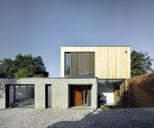 Cheeran House / John Pardey Architects