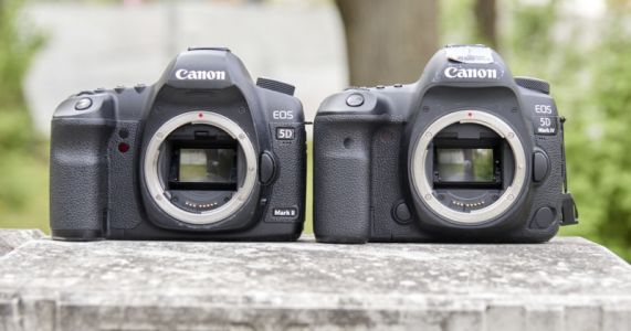 5D Mark II vs 5D Mark IV: Comparing Two Legendary Canon DSLRs