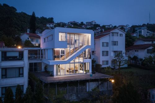 Lan Villa / Yuan Architects