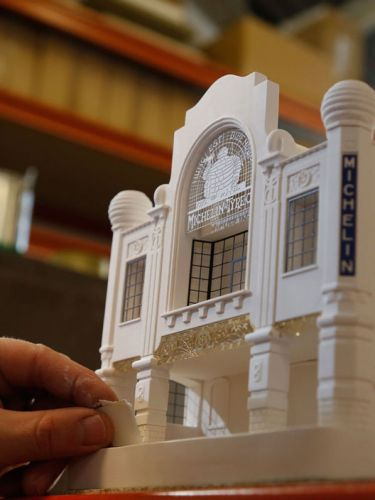 Chisel & Mouse Recreates Miniature Architectural Icons Perfect for Your Coffee Table