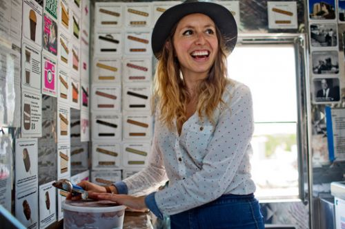 """""""Our work is to inspire joy"""": Natasha Case Talks Coolhaus Ice Cream and Designing for Delight"""