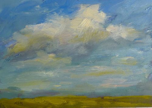 Can You Paint Oil OVER Pastel?