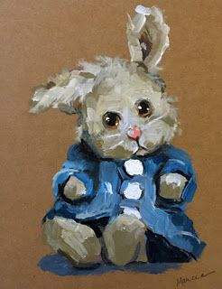 I'm Your Some Bunny - SOLD