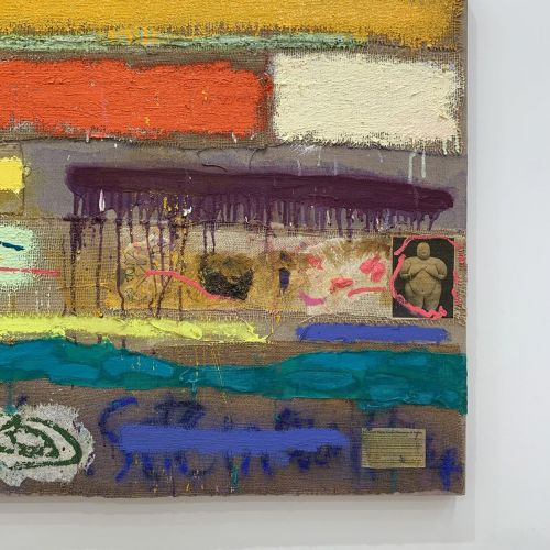 Joan Snyder: Painting from the inside out