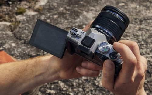 Olympus Launches Super-Compact 12-45mm f/4 PRO Lens and PEN E-PL10 Camera