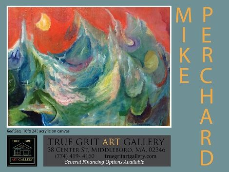 "Recent Advertisement for ""True Grit Art Gallery"" in Middleboro, MA!"
