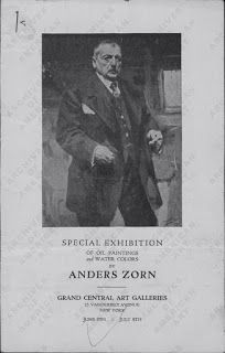Anders Zorn: Swedish Superstar and American Idol