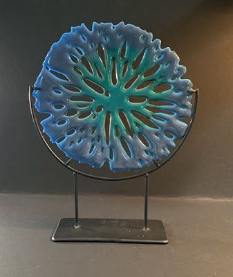 Glass Sculpture, Fine Art