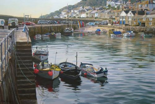 Mousehole Moorings