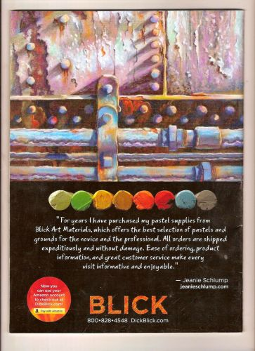 Dick Blick Ad in Pastel Journal
