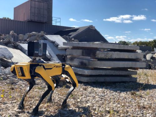 The New Boston Dynamics' Spot 1.1 Revolutionizes the Construction Industry