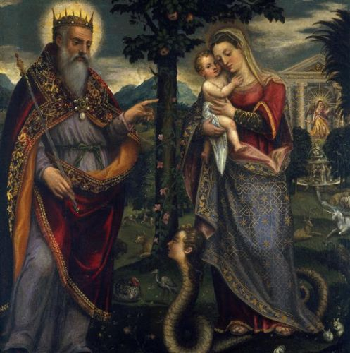Feast of the Immaculate Conception - Holy Day of Obligation