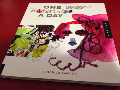 Veronica Lawlor demystifies watercolor in 'One Watercolor A Day'