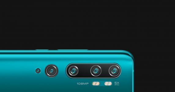 Xiaomi Unveils the CC9 Pro with Six Cameras and a 108MP Image Sensor