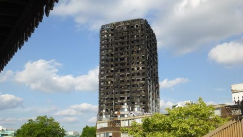 "BBC Investigation Finds Grenfell Tower Insulation ""Never Passed Fire Safety Test"""
