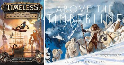 Interview: Two New Illustrated Novels