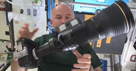 It Costs $150,000+ to Send This Nikon DSLR Kit to the ISS