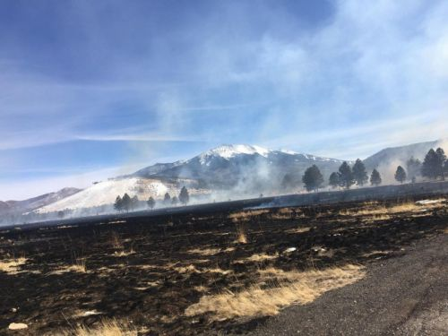 335-Acre Wildfire Sparked by Drone That 'Caught Fire' Upon Landing