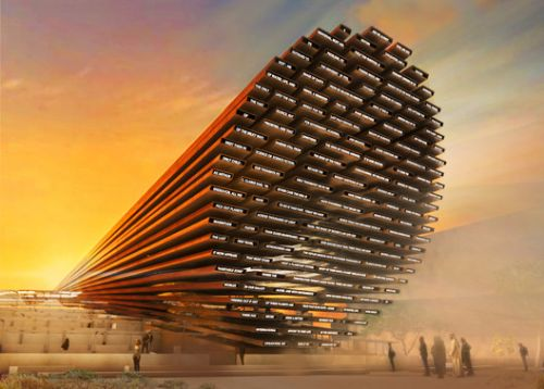 Dubai 2020 Expo Pavilions and Architecture