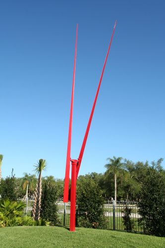 """""""George Rickey: Monumental Sculpture on Park Avenue"""" in New York"""
