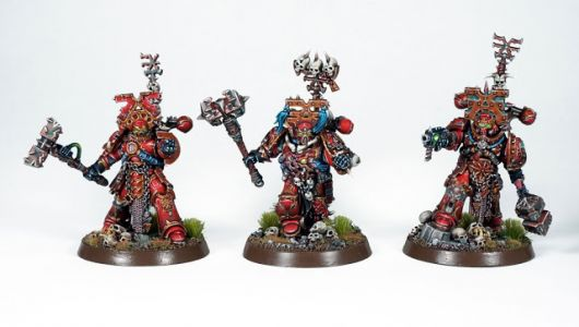 Showcase: World Eaters Exalted Champions by Uruk