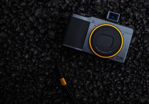 Ricoh Unveils 'Street Edition' of the GR III with Yellow Ring and Viewfinder