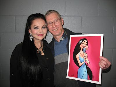 Happy Birthday, Crystal Gayle!