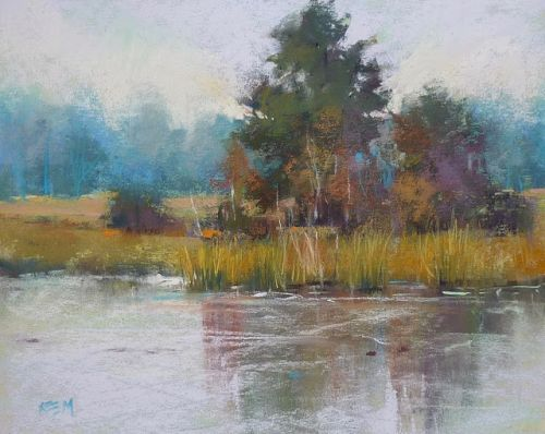 Would You Like to Learn to Paint Reflections?