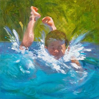Splash Landing - SOLD