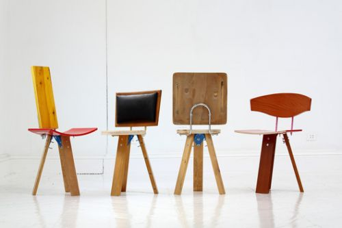 Upcycling Wood: Disused Materials Transformed Into Valuable And Useful Objects