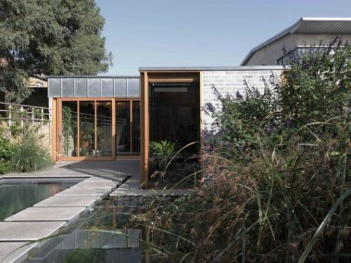 Garden Room / Hugh Strange Architects