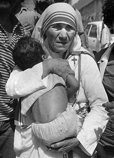 Mother Teresa's Feast Day
