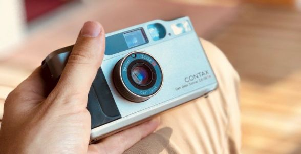 5 Reasons to Buy a Contax T2