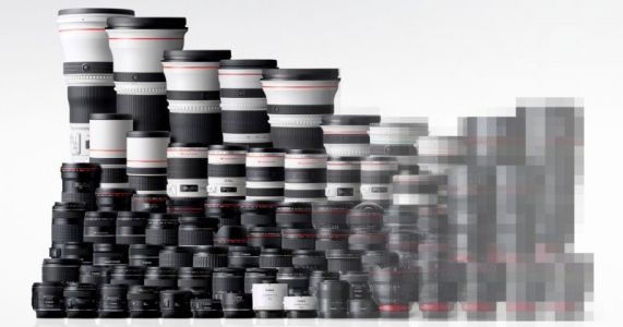 Canon Done Making EF Lenses Unless Photographers Demand More