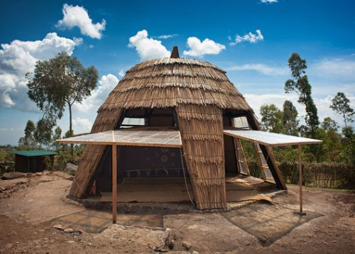 Gahinga Batwa Village / Studio FH Architects