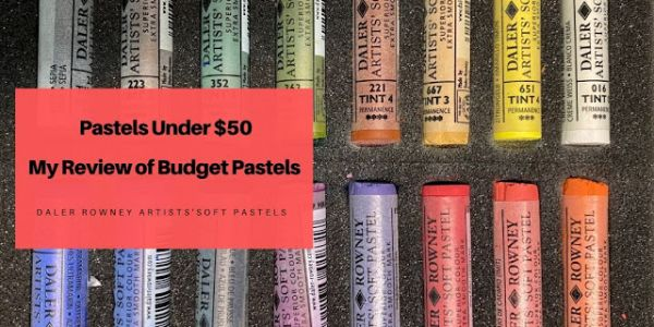 New Video Review Series: Pastels Under $50!