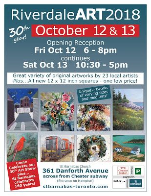 Art Show This Weekend!