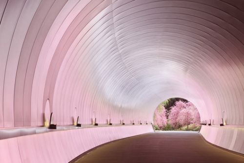 11 Works of Asian Architecture in Full Bloom