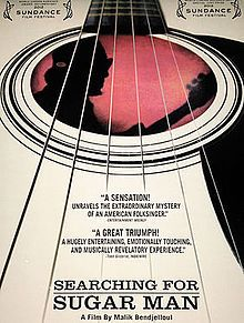 A Movie You Might Have Missed 35 - Searching for Sugar Man