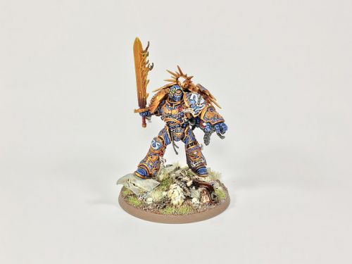 Showcase: Roboute Guilliman by Alejo