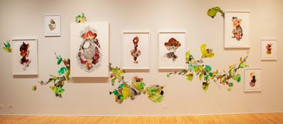 Earthly at Esther Massry Gallery
