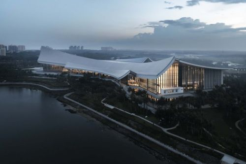 China Museum Of The South China Sea / Architectural Design Research Institute of SCUT